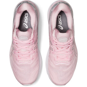 asics Gel-Nimbus 23 Shoes Women pink salt/pure silver